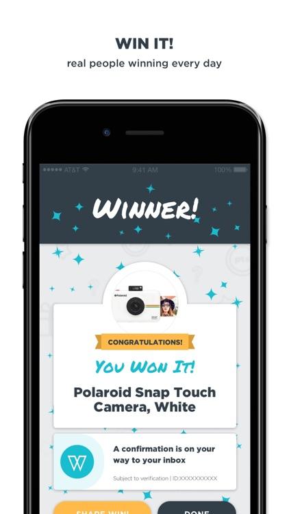 Win It! - Win What You Want screenshot-4