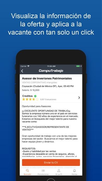 点击获取CompuTrabajo: Empleo y Trabajo