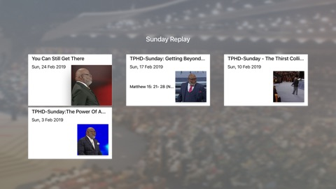 Td Jakes Podcasts