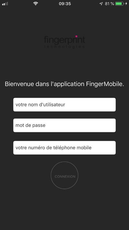FingerMobile