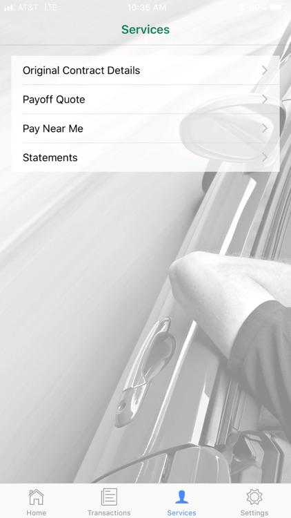 WFI MyAccount Mobile screenshot-4