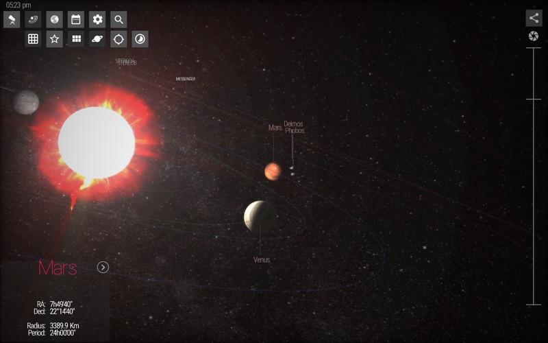 大型恒星数据库软件 SkyORB 3D for Mac