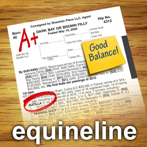Equineline Sales Catalog