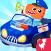 Kids Police Car Driving Game - Magic Science House