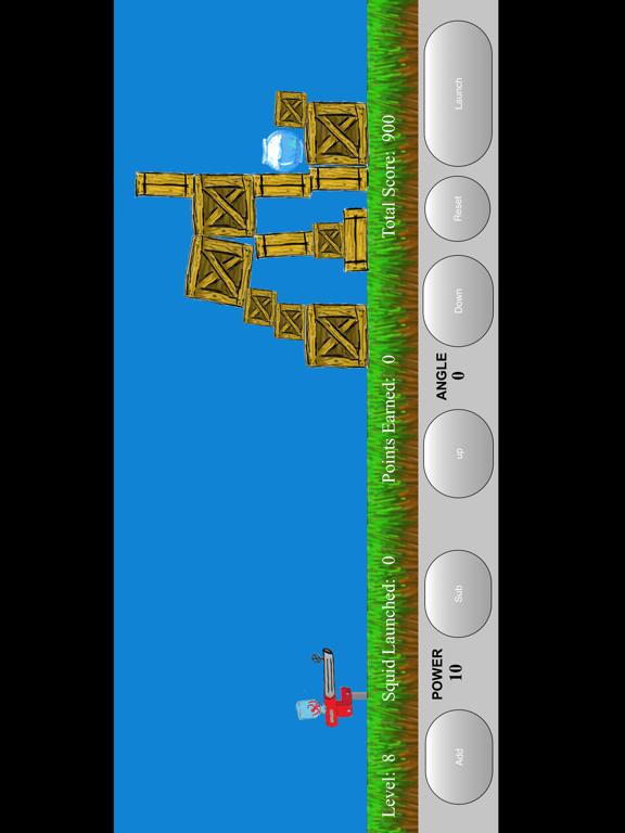 Squid Launcher screenshot 10