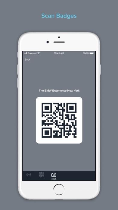messages.download Boomset Lead Retrieval App software