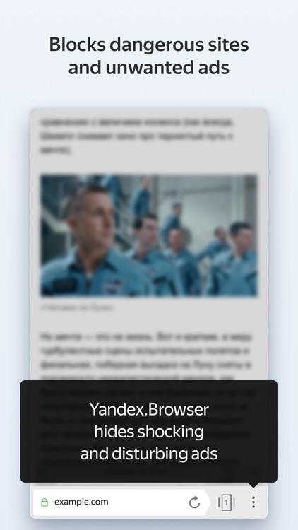 Yandex Browser screenshot-5