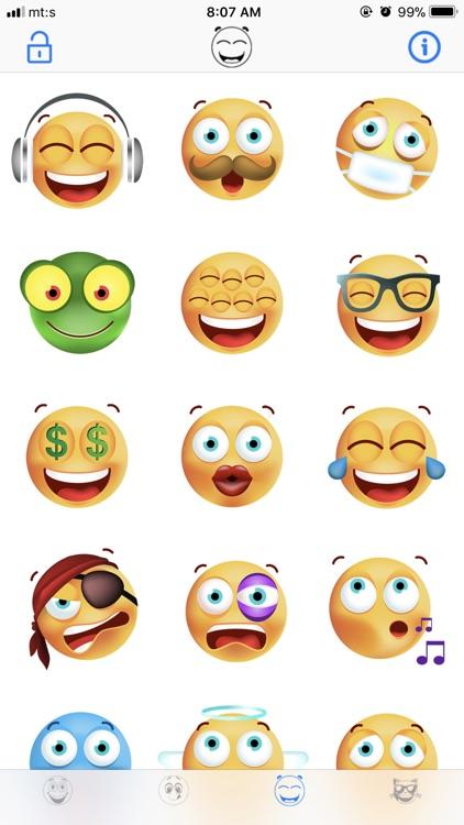 Animated Emojis for Message screenshot-3