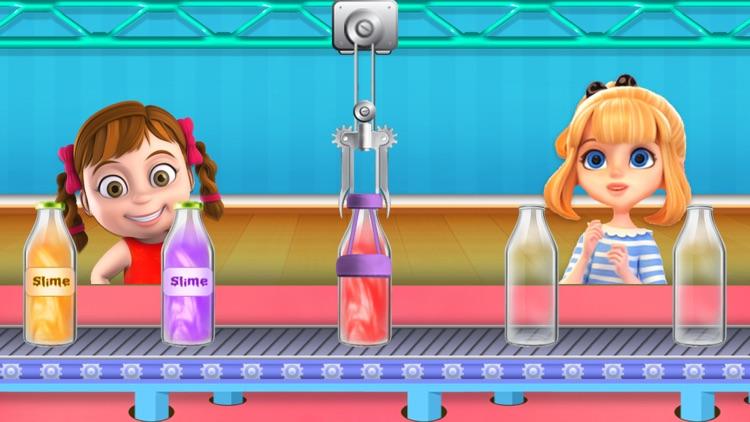 DIY Slime Factory Maker Play screenshot-4