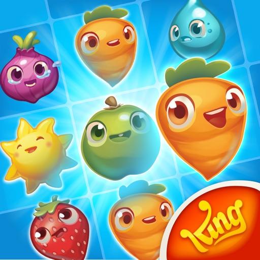 Farm Heroes Saga app logo