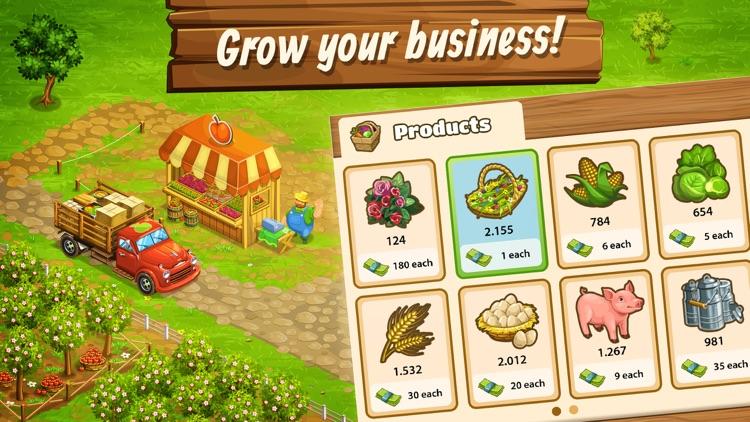 Big Farm: Mobile Harvest screenshot-9