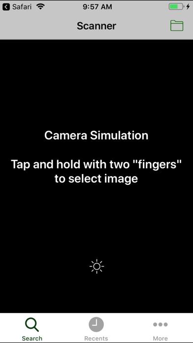 Read my QR and bar Screenshot