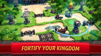 Screenshot from Royal Revolt 2: Tower Defense