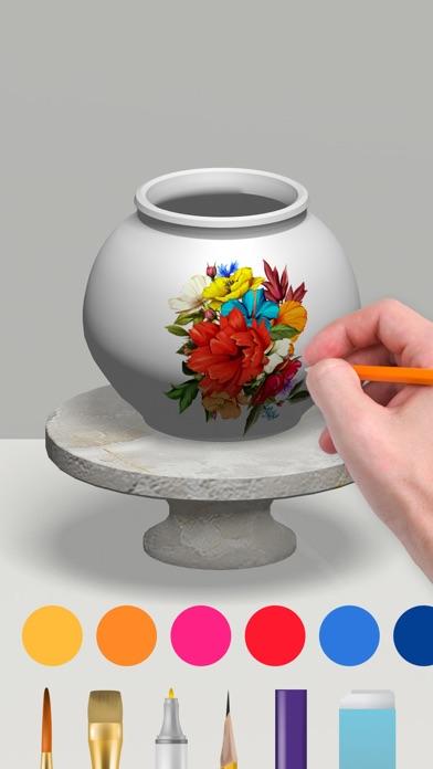 Pottery.ly 3D– Ceramic Maker screenshot 5