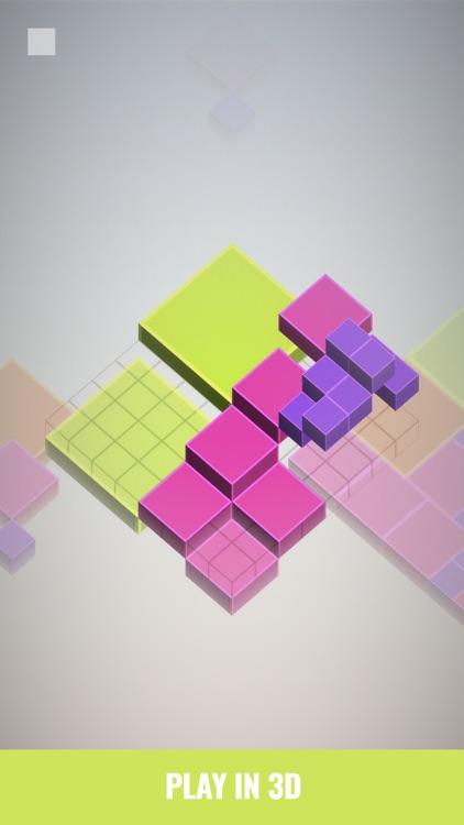 Isometric Squared Squares screenshot-3