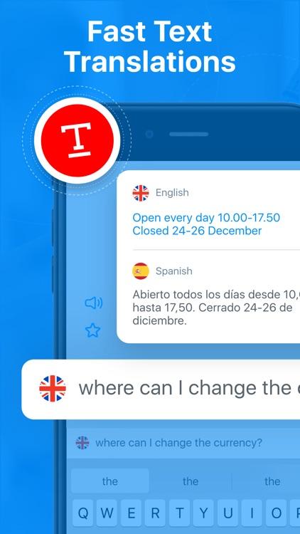 Speak On: Voice Translator App screenshot-5