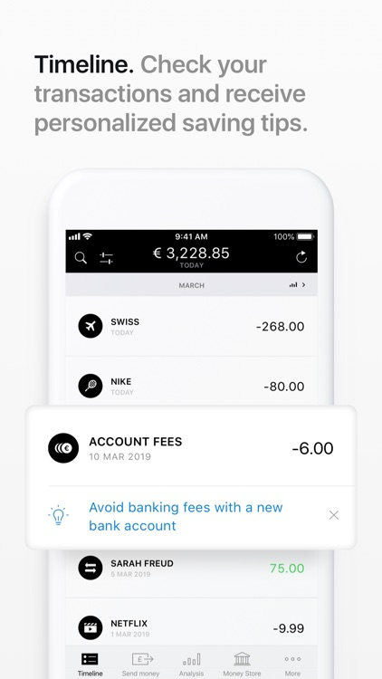 Numbrs – Mobile Banking screenshot-3