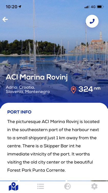 Marina Guide Croatia Adriatic screenshot-2