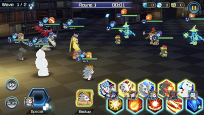 DIGIMON ReArise for windows pc