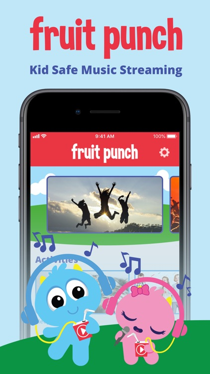 fruit punch - family songs