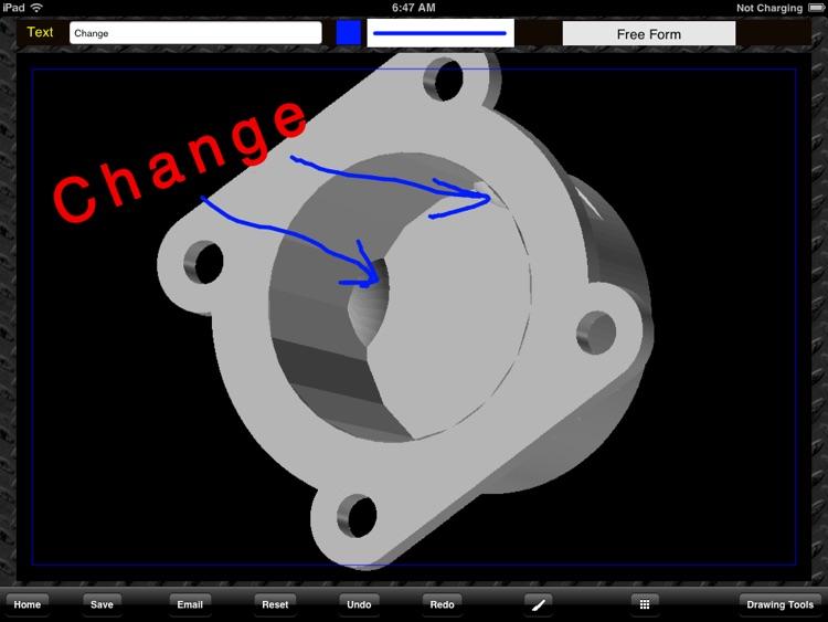 CAD 3D View Pro screenshot-3
