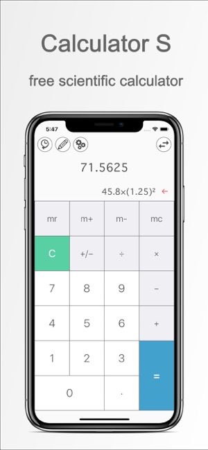 scientific Calculator S+ on the App Store