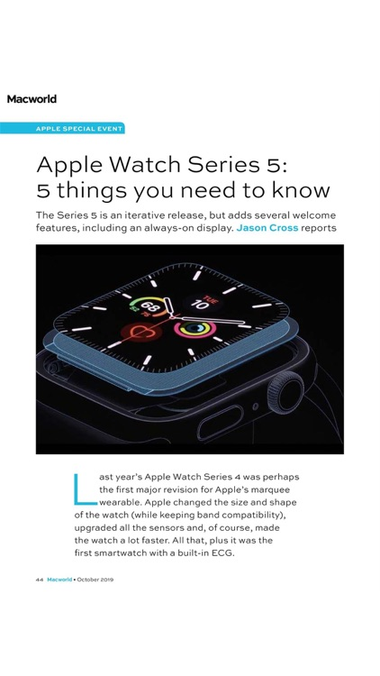 Macworld UK Magazine screenshot-4