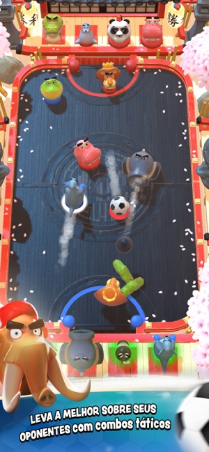 ‎Futebol Rumble Stars Screenshot