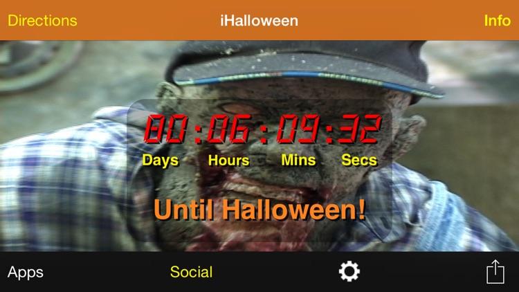 iHalloween Countdown screenshot-3