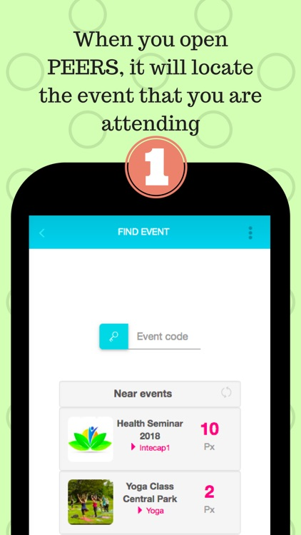 PEERS - Event Networking