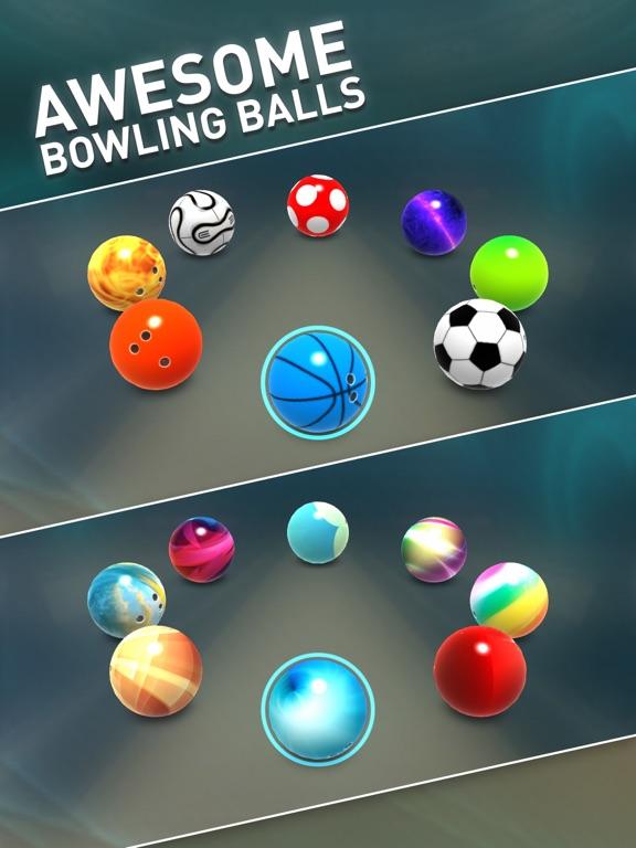 Bowling Game 3D screenshot
