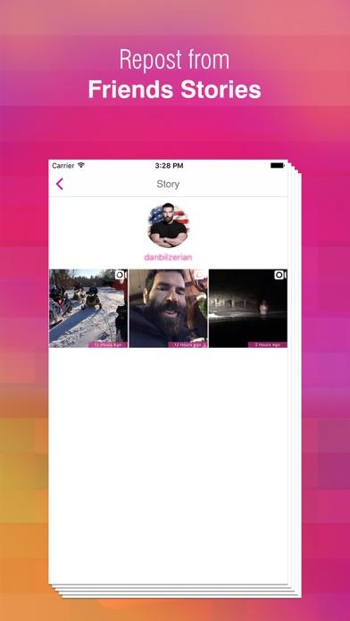 Foto do Reposter- Repost for Instagram