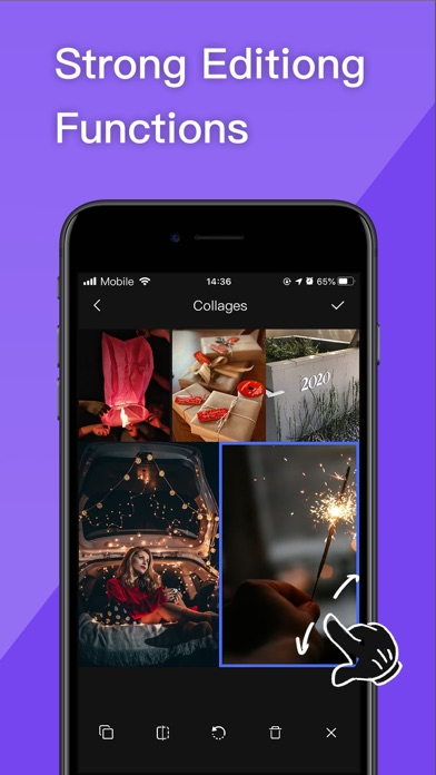 Collage Maker&Photo Gridのおすすめ画像4
