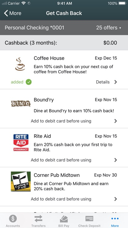 Town & Country Mobile Banking screenshot-6