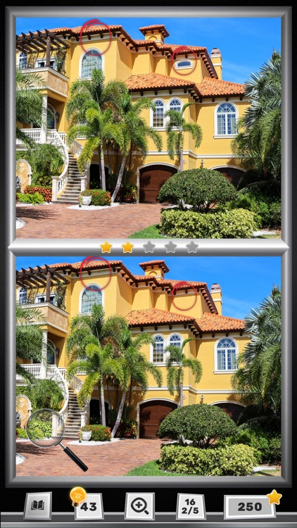 Find The Difference - Mansion