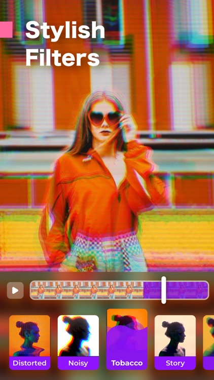 Filto: Video Filters & Editing