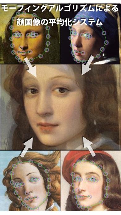 平均顔合成ツール Average Face PROのおすすめ画像4