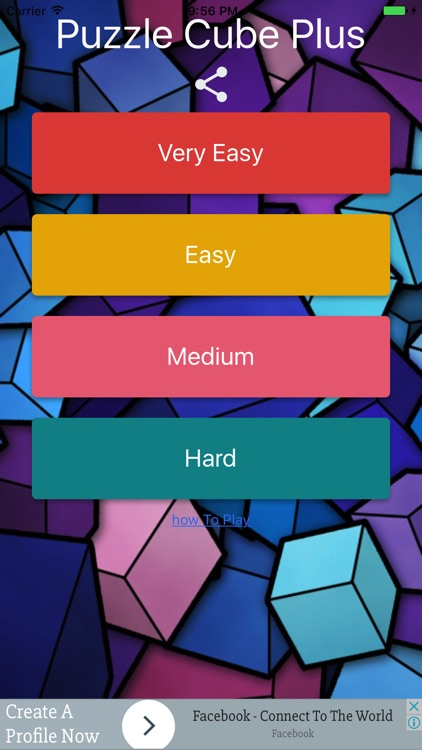 Puzzle Cube Plus screenshot-0