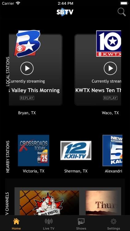 SBTV screenshot-0