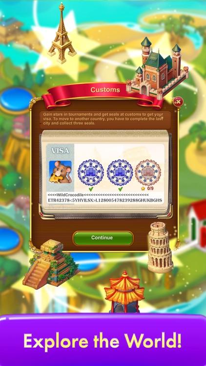 Mahjong Treasures Online screenshot-4