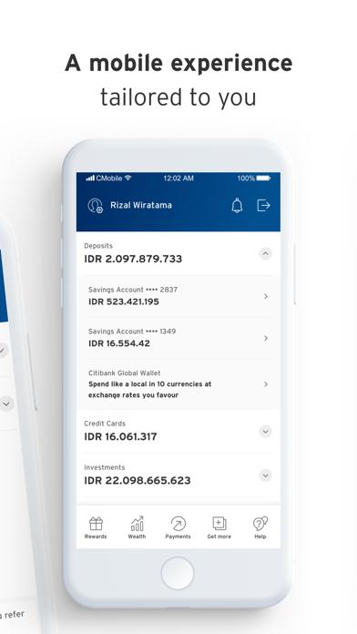 Citi Mobile IndonesiaScreenshot of 3