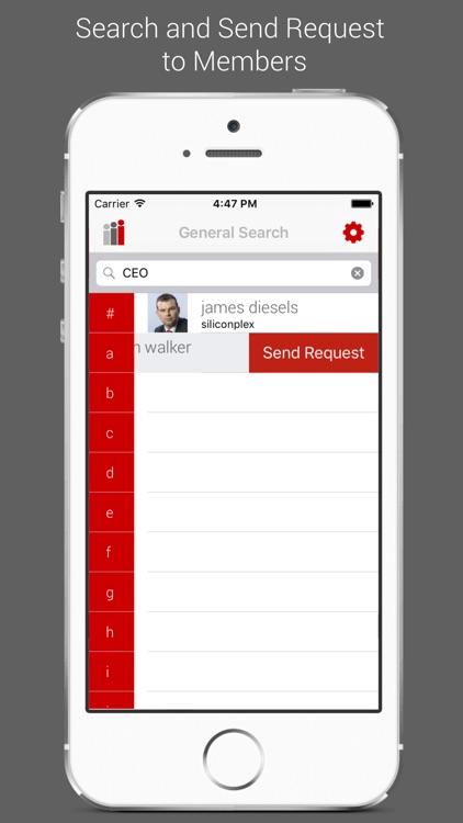 i-Card Business Card App screenshot-4