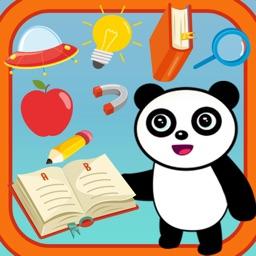 熊猫宝宝认物大巴士全集2 -  优选必学常识和知识