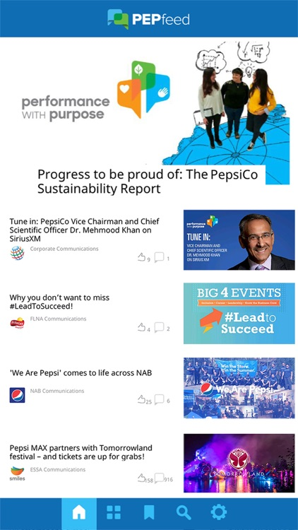 PEPfeed by PepsiCo