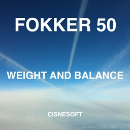 FOKKER-50 Weight and Balance