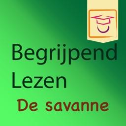Begrijpend lezen; De savanne