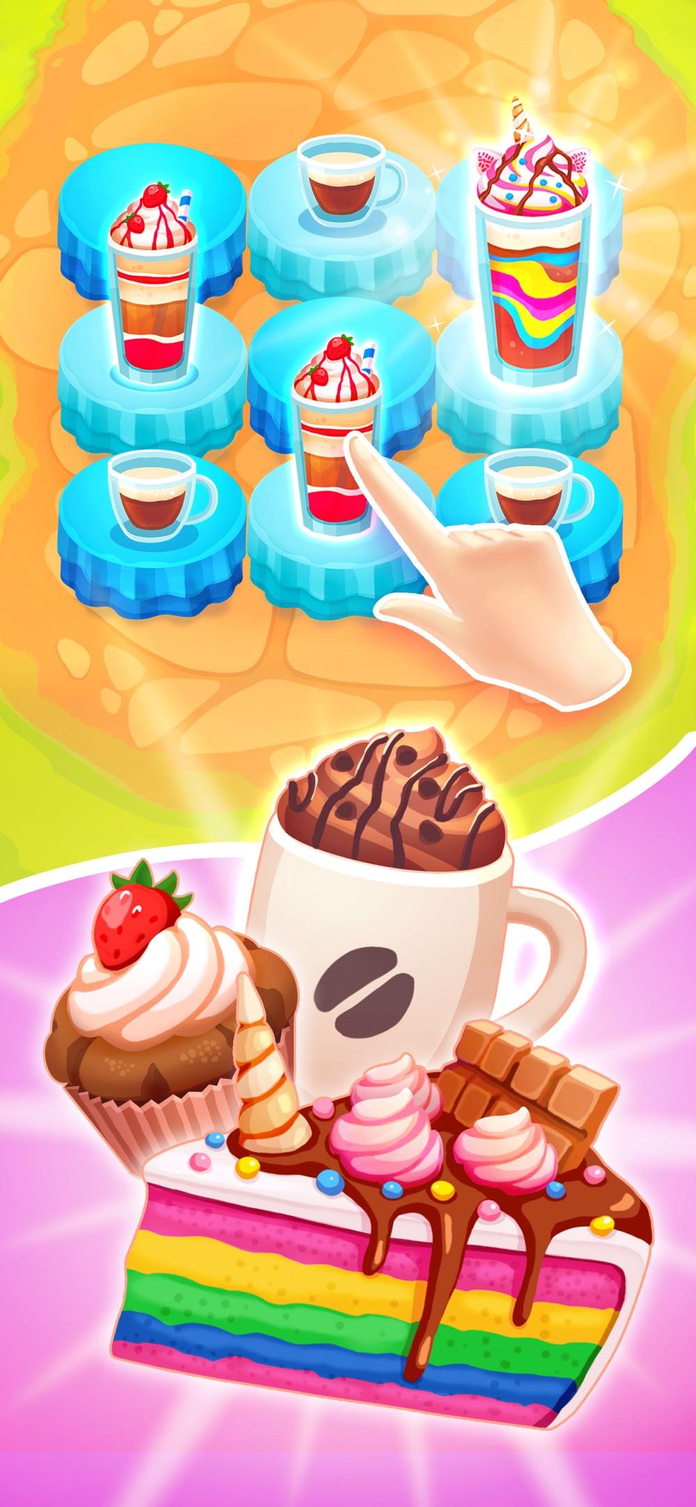 Cafe Merge: Dessert Maker hack tool