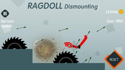 Ragdoll Dismountingのおすすめ画像1