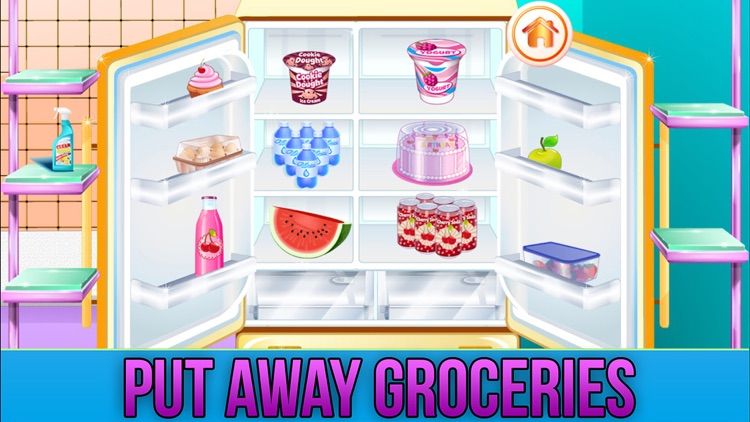 New Baby Sister Makeover Game screenshot-9
