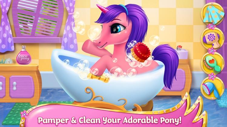 Coco Pony - My Dream Pet screenshot-3